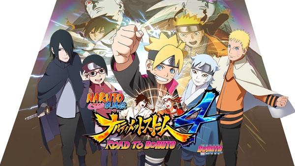 Naruto Ultimate Ninja Storm 4: Road to Boruto - Tomocon ...